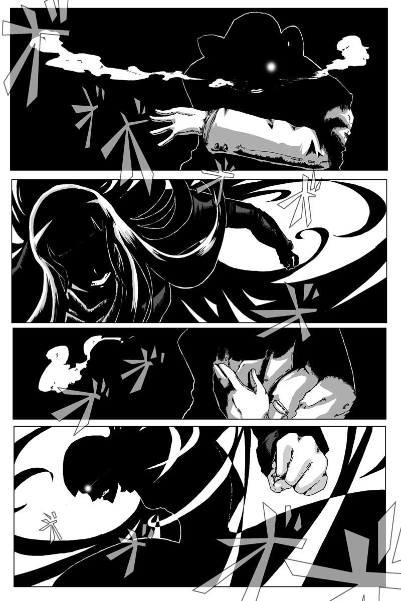 魔獣狩りの魔女 13話