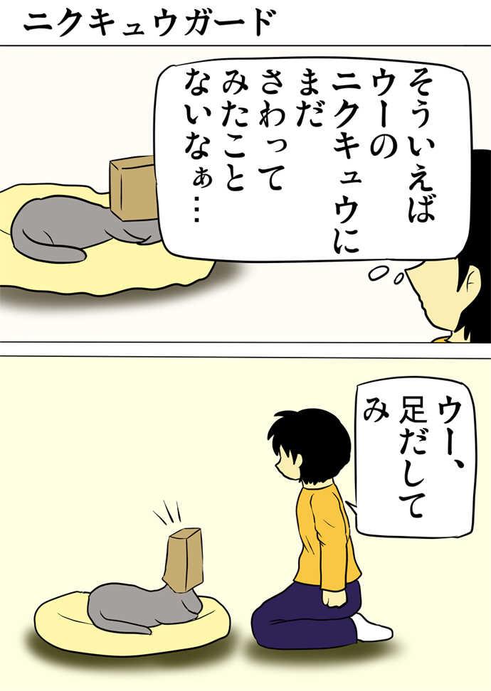 ミーのおもちゃ箱454話