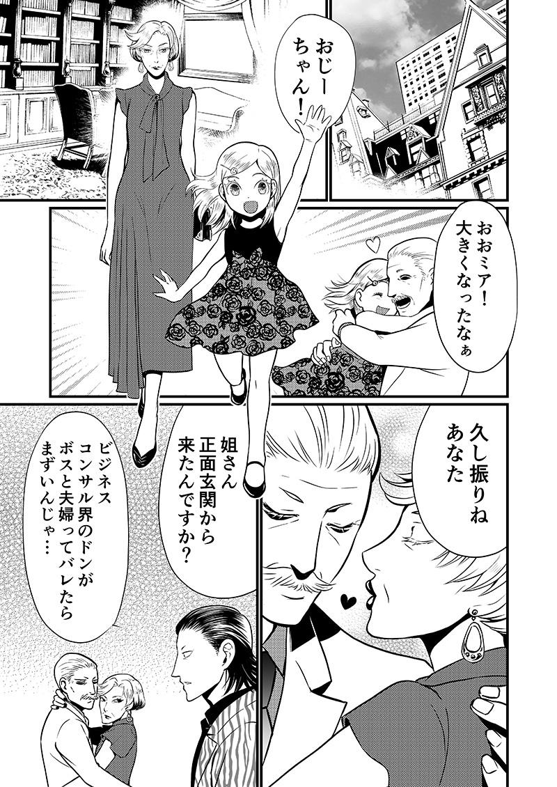 ボスの失敗スイーツ(06)