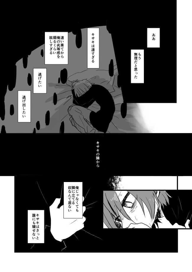 ep4.EX「QUEENOFLIGHT」-光の君