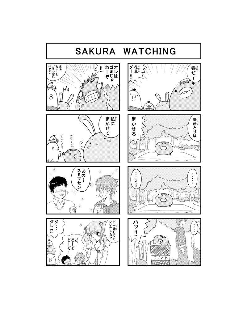 SAKURA WATCHING