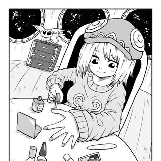 第5話「宇宙とレンジャー」