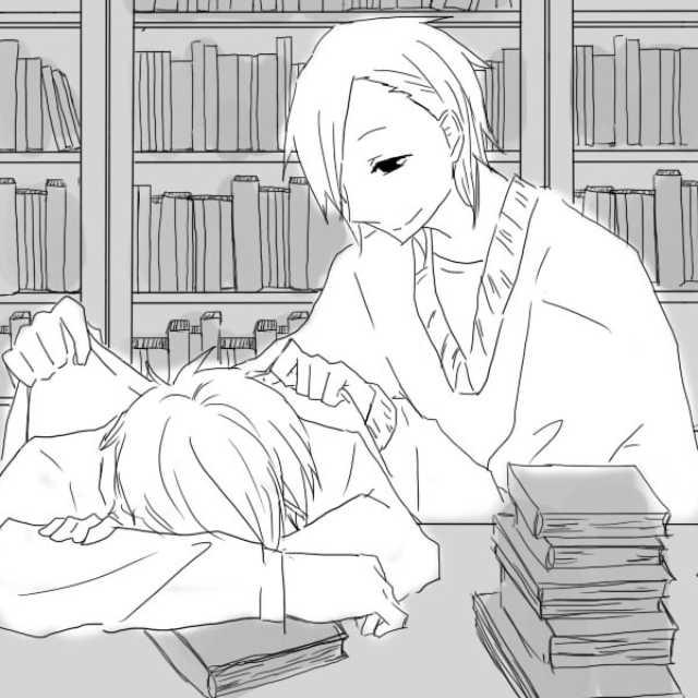【BL】本屋で秘密の恋してます。