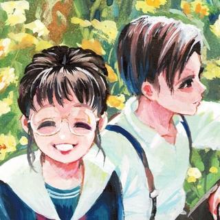 香と白妙菊