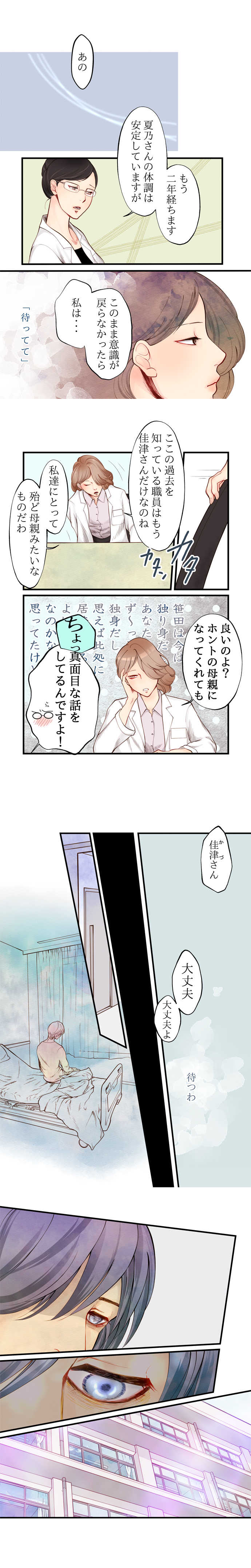 20.ストロベリーフィルド/時系列概略