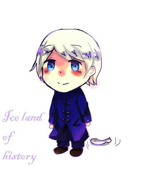 未開拓アイスランドさん