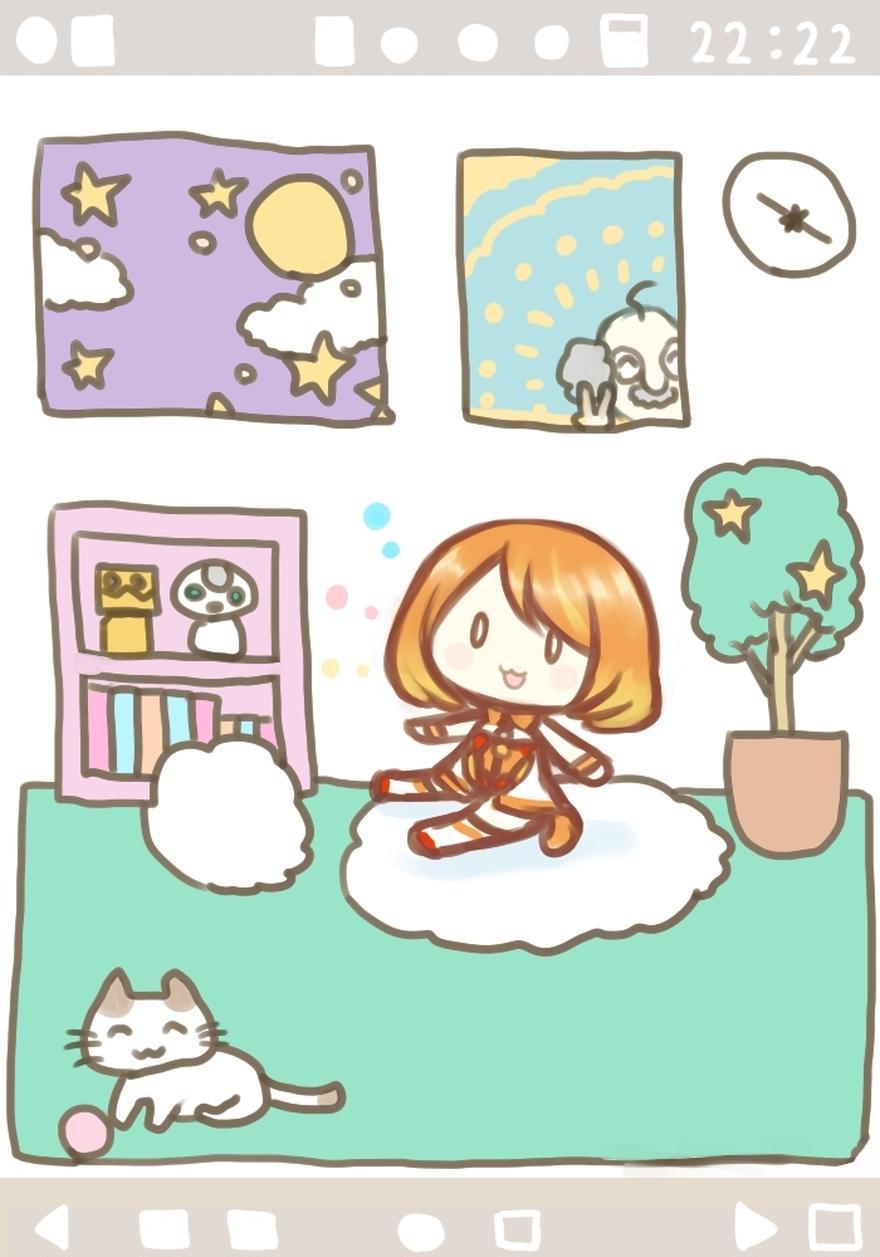 ミライ小町ちゃんのお部屋