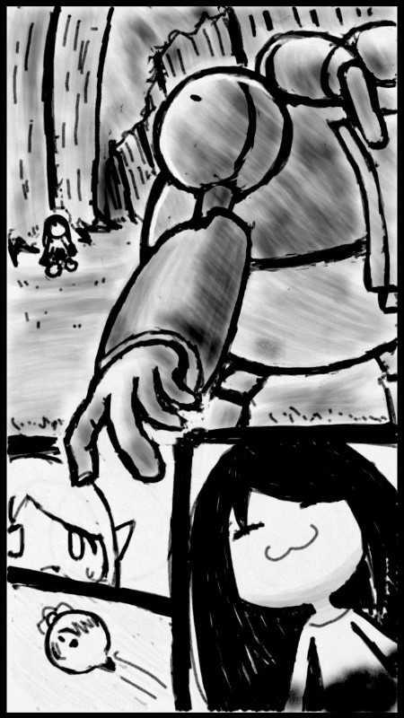 第9話 エルフの里のモンスター3