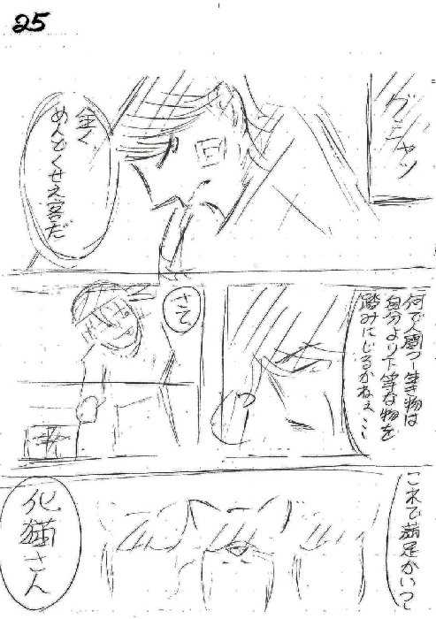 堕天師【ネーム版】第1話