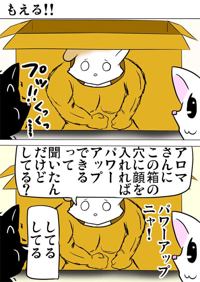 ミーのおもちゃ箱537話~第542話