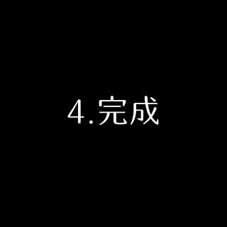 WIRE. 第4話:完成