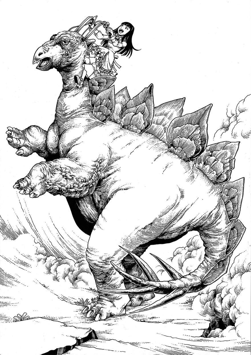 Stego Rider