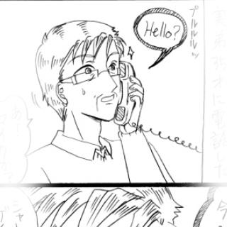 act.4 秘め事電話