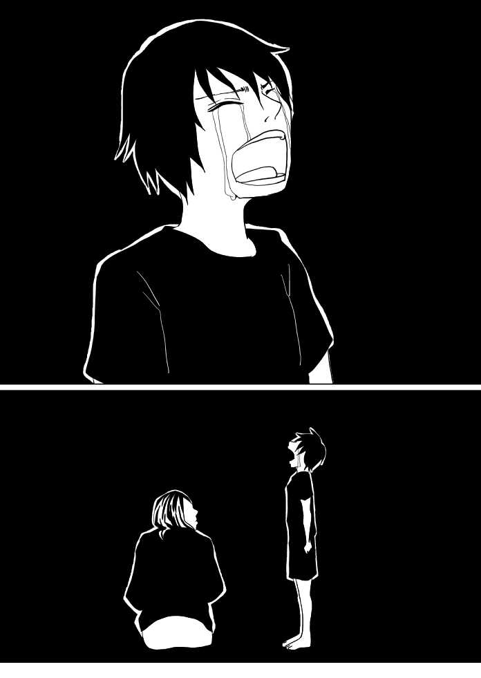 君が泣くから