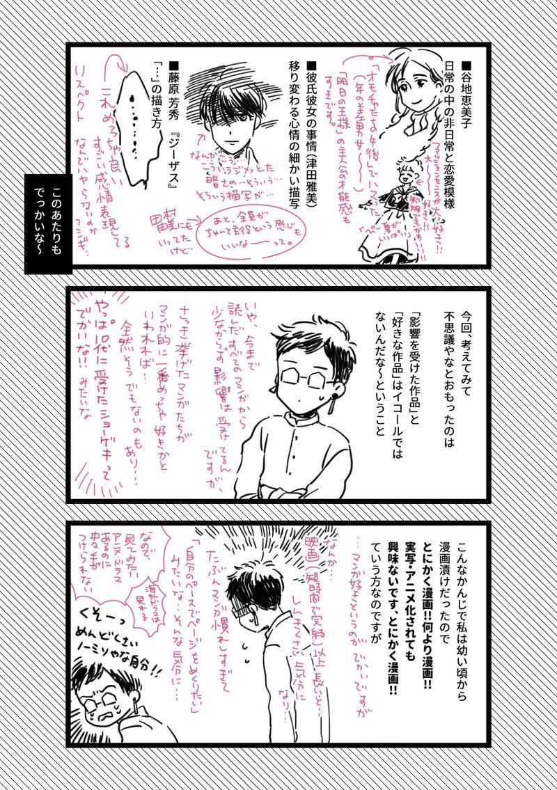『わたしのまんが道』杏