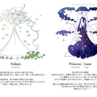 キャラクター紹介その3