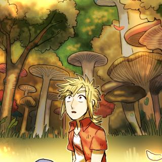 第四話「キノコの森とフサブ」