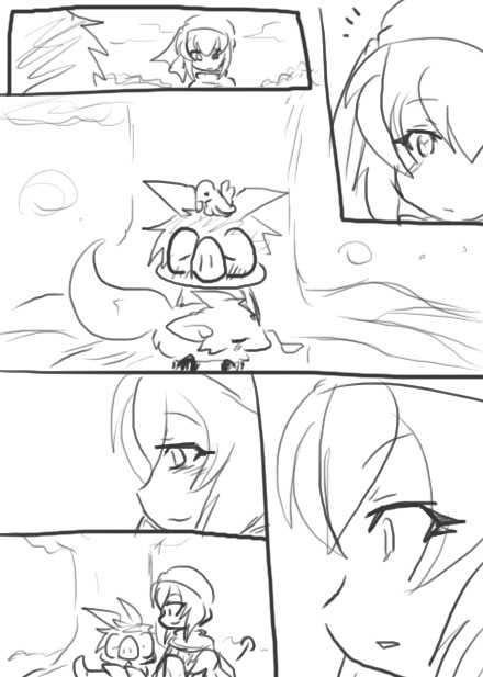 65話・らくがき漫画
