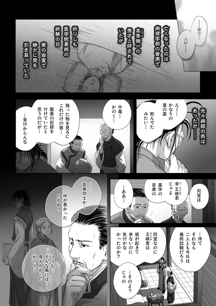 (番外)楊さん家:前編