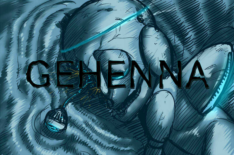 GEHENNA 3話