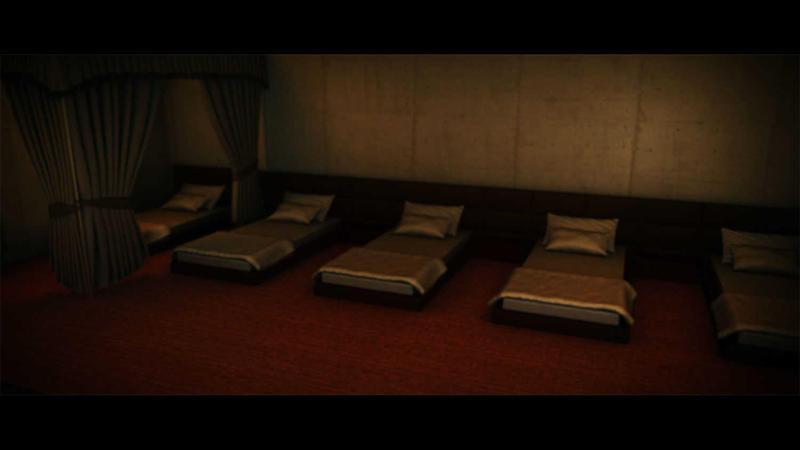 第1章 透明人間の殺戮 第1節 殺人狂は部屋に集められた 4