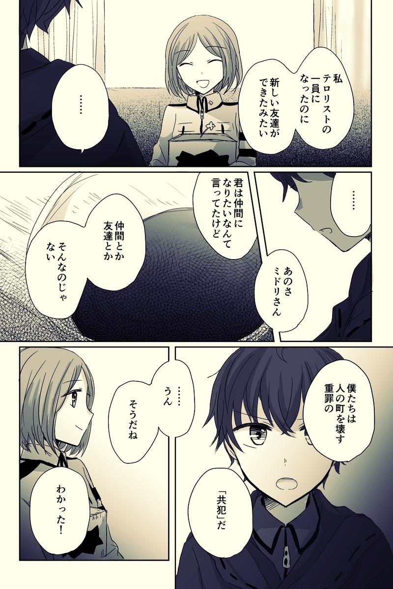 Episode-2 鉄錆の反乱者 -2-