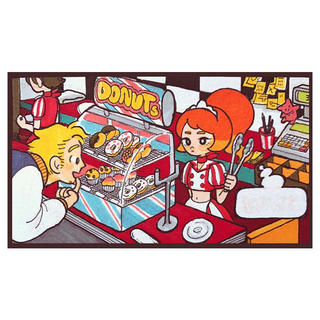 どっかのカフェの漫画(2017~)