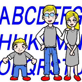 ABC 家族