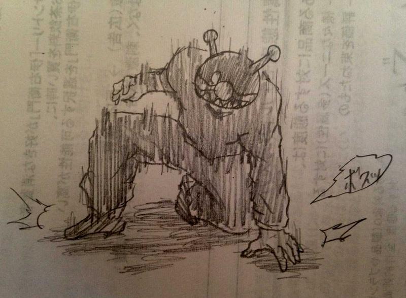 おっさんのゥチのアンパンマン・第四部