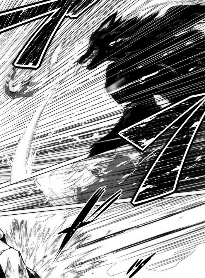 第17話 : 蟷螂の斧