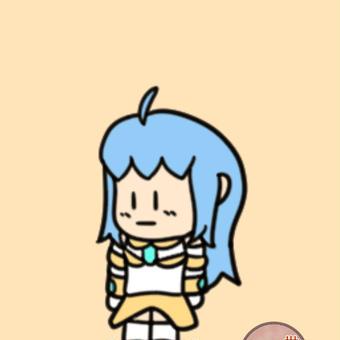 【オリキャラ】チビヤマブキ【せかへい】