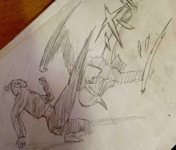 おっさんのゥチのアンパンマン・第二部