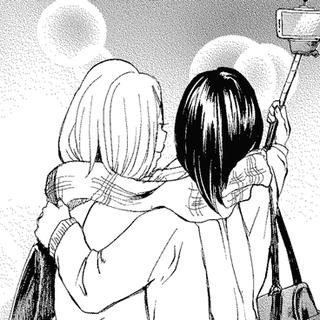 送り日【2ページのJK思い出漫画】