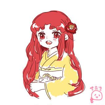 大きくなっちゃった椿姫