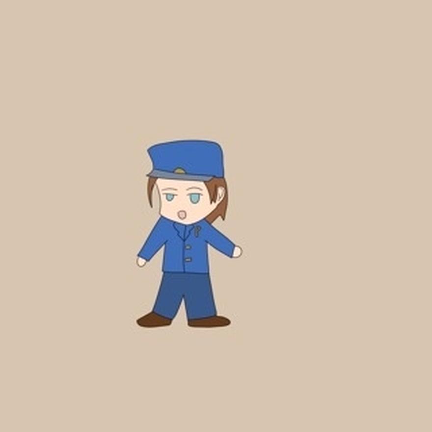 【オリキャラ】ゆるーいピラフドリア【ピラフドリア】