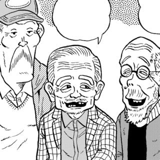 その26 白髭三人男