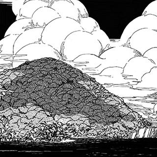 アシタバとキツネの島めぐり