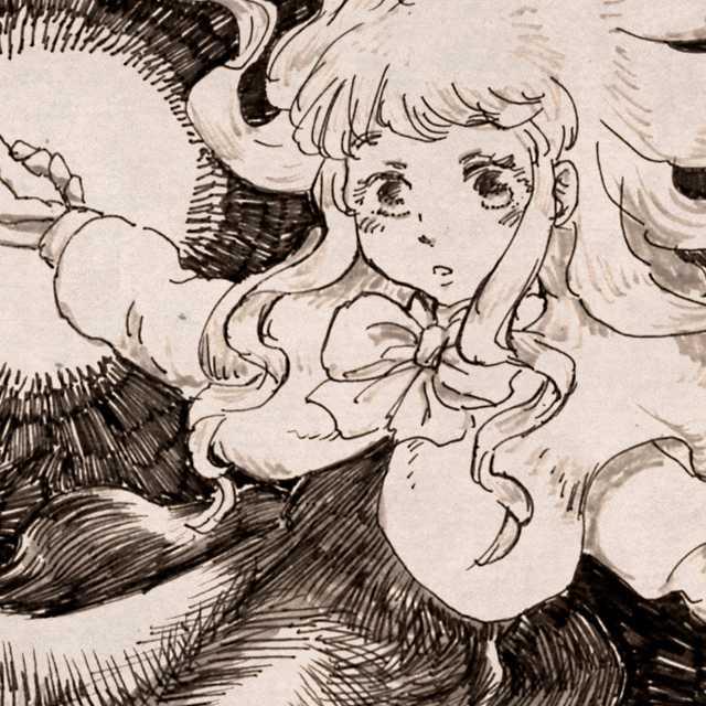 ツイッター漫画『異能事件簿』