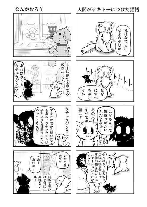 ミーのおもちゃ箱1~70話