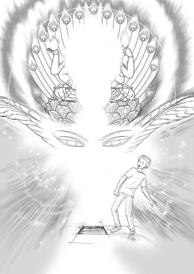 淡いの隣人 ―三霊目(下)―