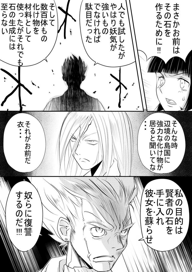 18話 錬金術師