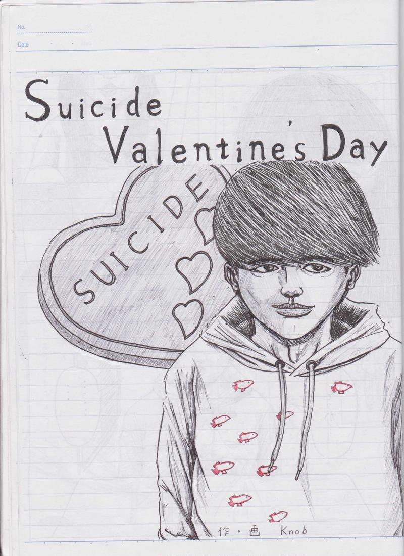 Suicide Valentine's Day