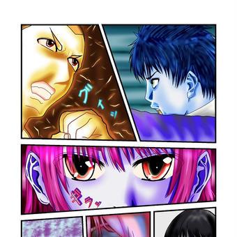 漫画の表紙01
