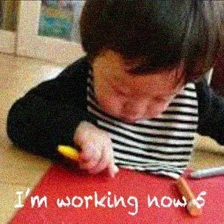 I'm working now 5