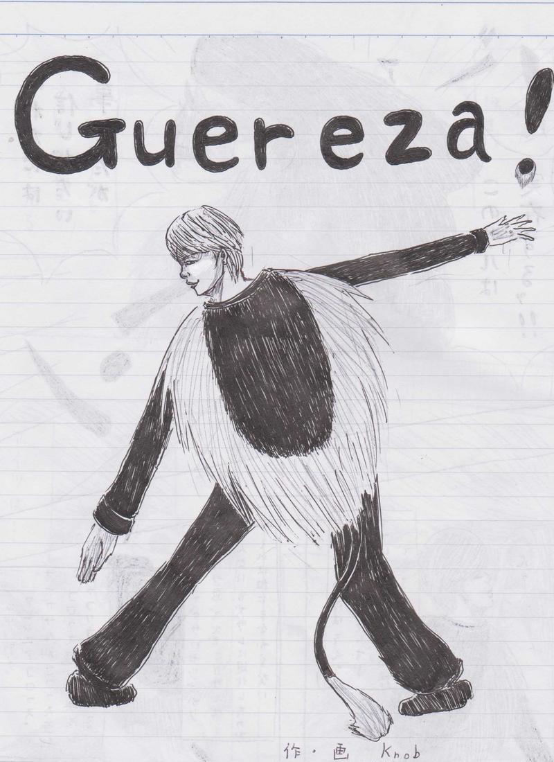 Guereza!
