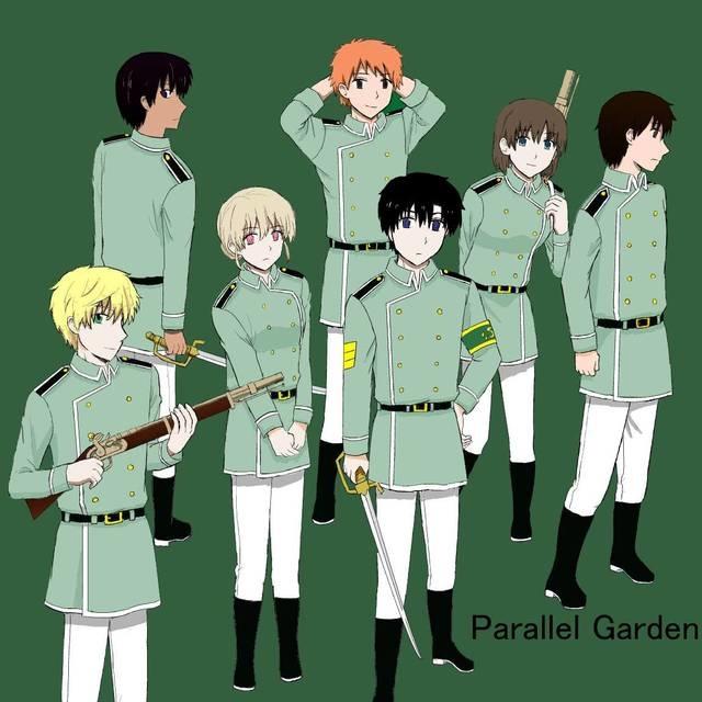Parallel Garden