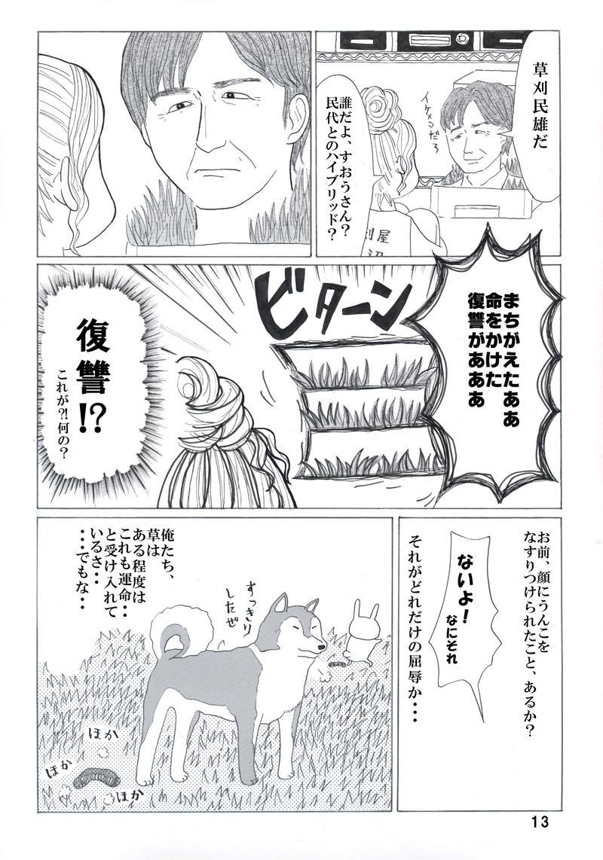 便利屋渡辺 草をむしる編