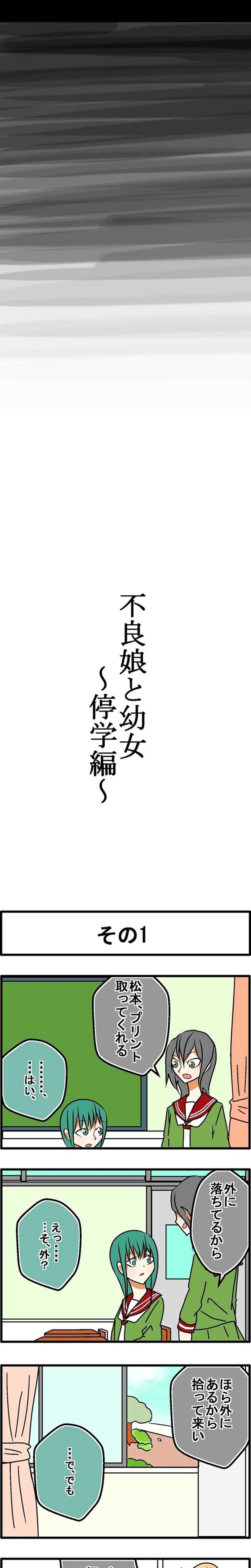 #10「停学編」その1
