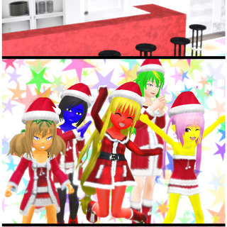 第十四話「鬼っ娘クリスマス」