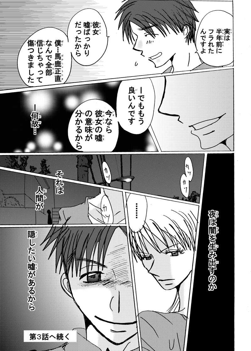 【kiss in the dark】part・1